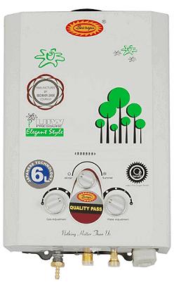 Surya Instant Water Heater