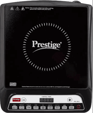 Prestige PIC 20 1200 Watt Induction Cooktop