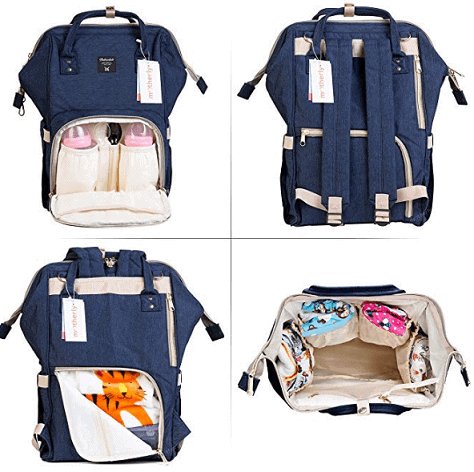 8a951225197 Top 5 Best Diaper Bags for Moms in India