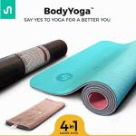 Top 5 Best Yoga Mat in India To Buy Online