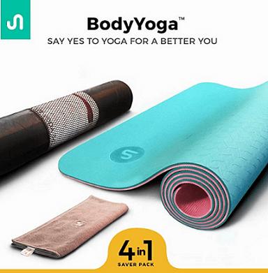 bdefcd100 Top 5 Best Yoga Mat in India To Buy Online