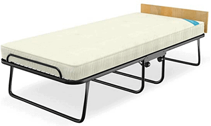 Camabeds Easy Single Premium Roll Away Bed with Castor Wheels