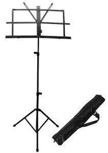 Mustang Adjustable Orchestra Conductor Music Stand