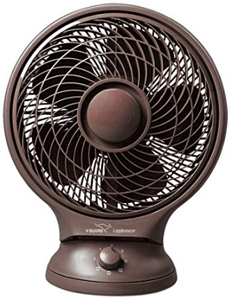 V-Guard Personal Fan Lap Breeze Table Fan