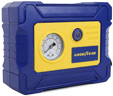 Goodyear RCP-D17D Analog Car Tyre Inflator