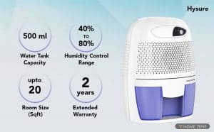 Hysure Dehumidifier