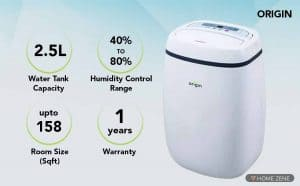 ORIGIN Dehumidifier