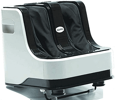 Agaro Relaxing Foot and Calf Massager