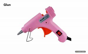 HOT MELT Glue Gun with ON Off Switch and LED Indicator by Glun