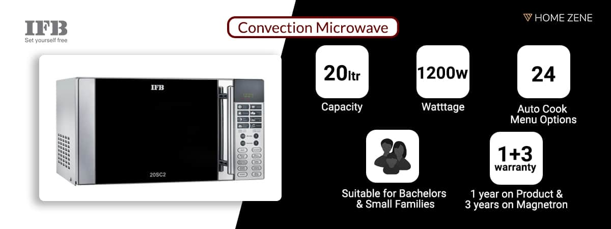8 Best Microwave Ovens In India 2020