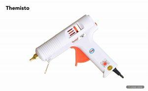 Themisto - Built With Passion Multi Temperature Hot Melt Glue Gun