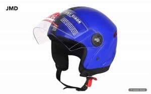 JMD Helmets Grand Open Face Helmet