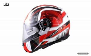 LS2 FF386 Flip-Up Helmet