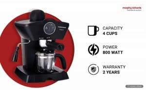 Morphy Richards Fresco Espresso Coffee Maker
