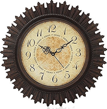 Top 10 Best Wallclocks In India With Buying Guide