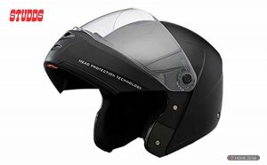 Studds ST - 001 Ninja Elite Flip-Up Trendy Helmet