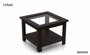 Urban Ladder Claire Compact Coffee Table: