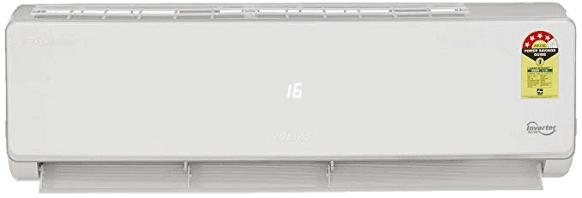 Voltas 1.5 Ton 4 Star Inverter Split AC