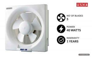 sha Crisp Air 200 MM Exhaust Fan
