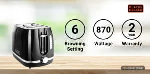 Black-decker-bread-toasters