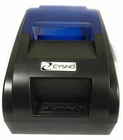 CYSNO BIS Certified printer