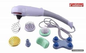 Maxtop 7 in 1 Magic Complete Massager