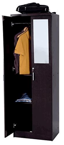 Deckup Cove 2-Door Wardrobe