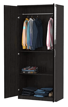 Forzza Madison 2-Door Wardrobe