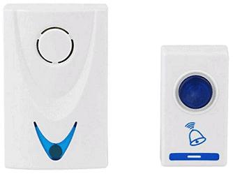 Gesto Wireless Remote Control Door Calling Bell