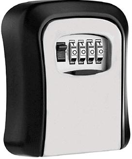 Lukzer Combination Key Safe Outdoor Storage Box