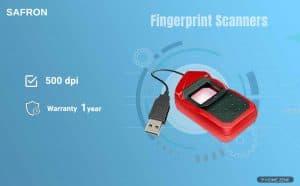 Safron Morpho MSO 1300 E2 Fingerprint Scanner