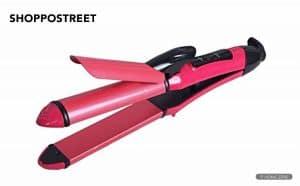 Shoppostreet 2 in 1 Hair Straightener