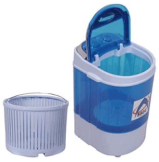 Shen shell Gradient Company Mini Washing Machine