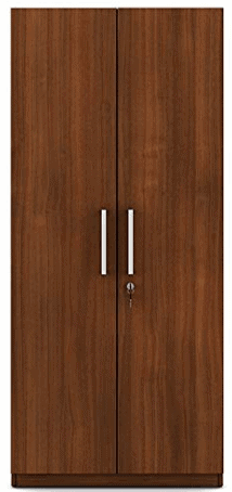 Spacewood Optima 2-Door Wardrobe