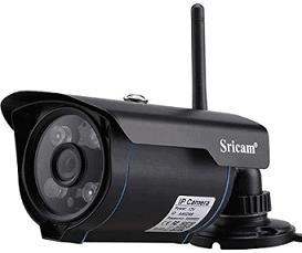 Sricam WiFi Wireless SP007 Outdoor Security Camera