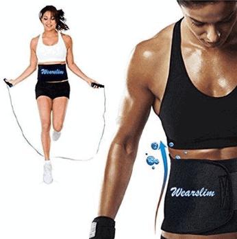 Wearslim Sweat Waist Belt