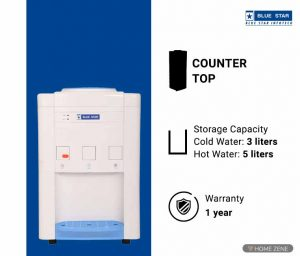 Blue Star Plastic Water Dispenser