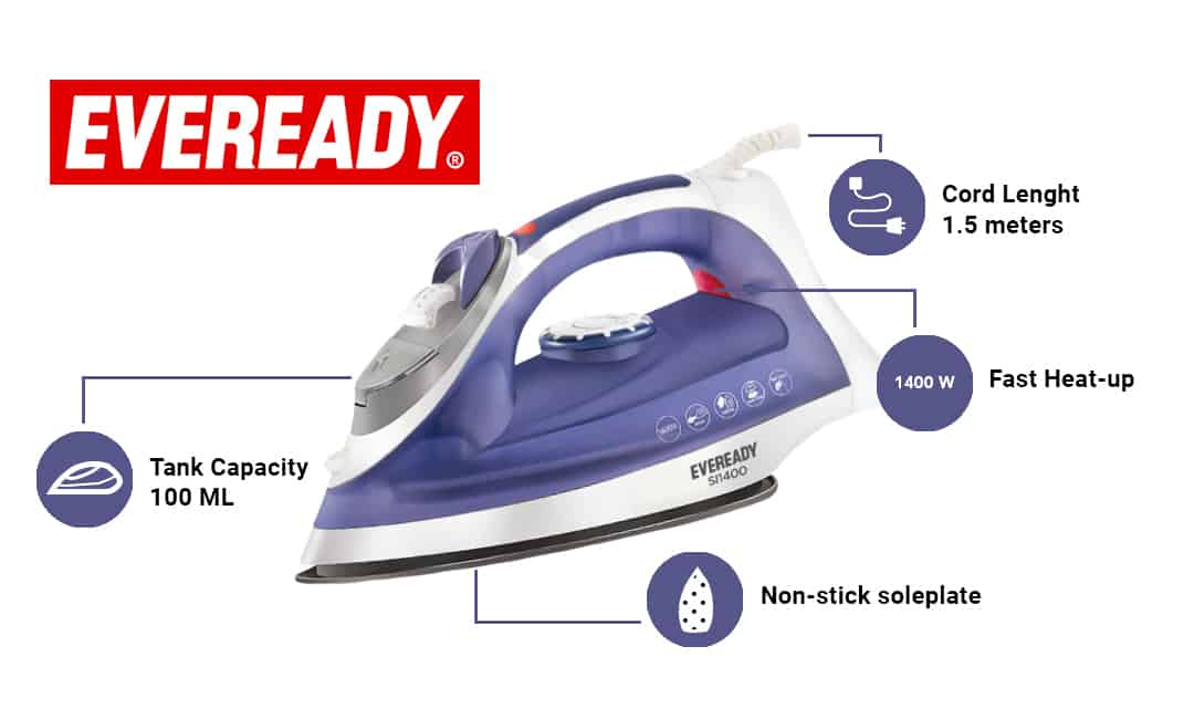 Everyday Steam Iron