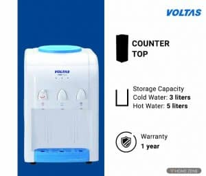 Voltas Mini Magic Pure-T Water Dispenser