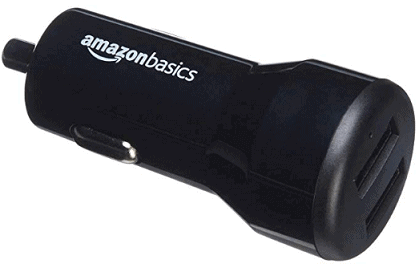 AmazonBasics 4.8 Amp