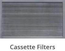 Cassette Filter