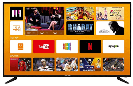 Kevin 125 cm LED Smart TV