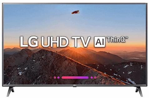 LG 108 cm 4K UHD LED Smart TV