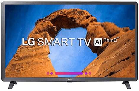 LG 80 cm HD Ready LED Smart TV