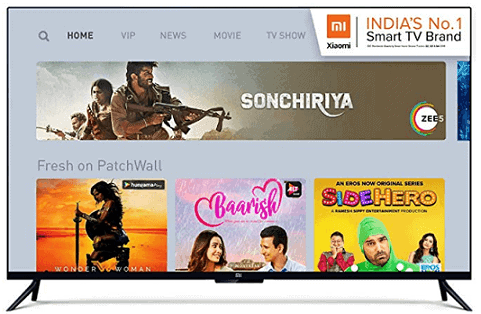 Mi LED TV 4 PRO 138.88 cm Ultra HD Android TV