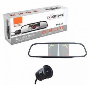 Nippon RPAS – 600 Rear View Mirror with Camera