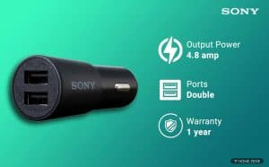 Sony 97713198 Car Charger