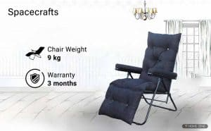 Spacecrafts Recliner Folding Easy Chair