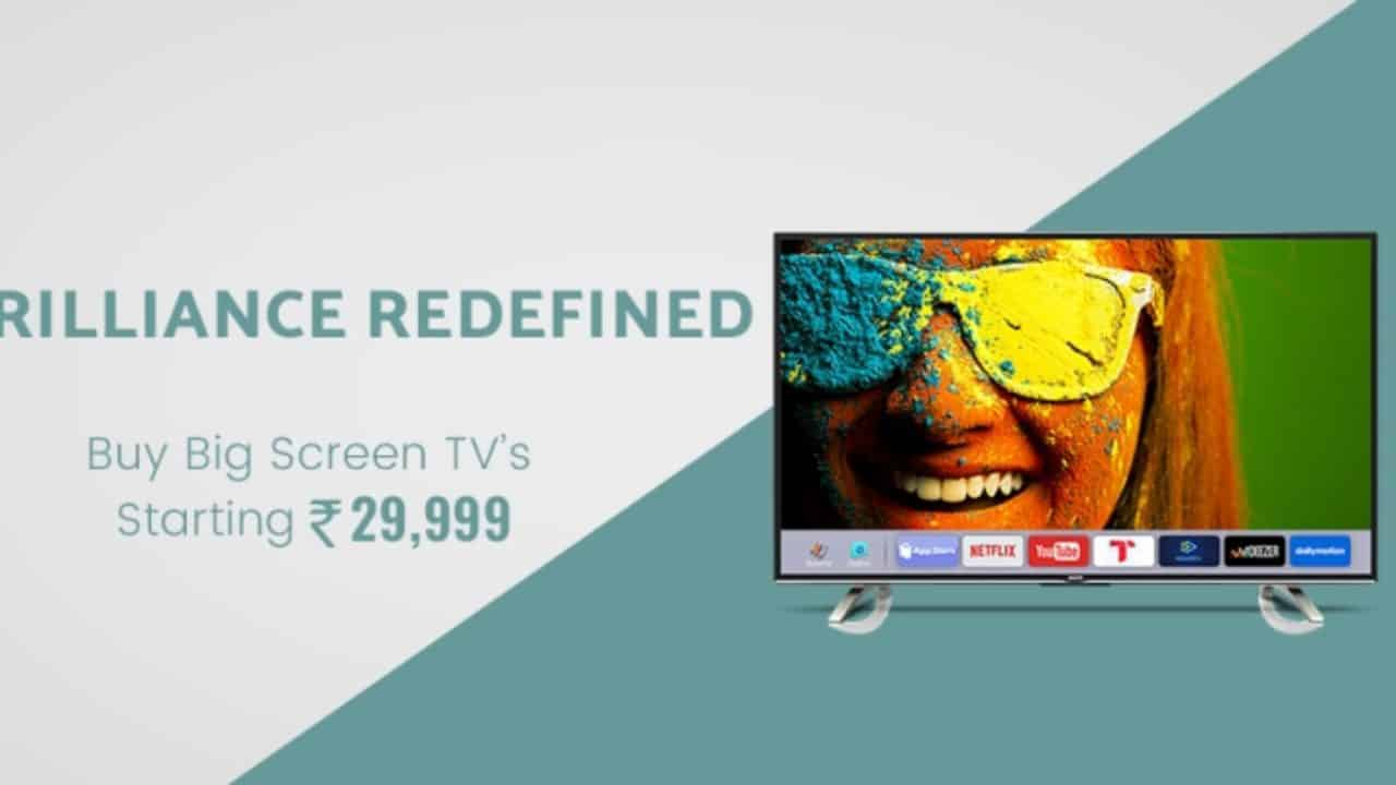 Best 4K and Full HD LED TV in India Under 50000