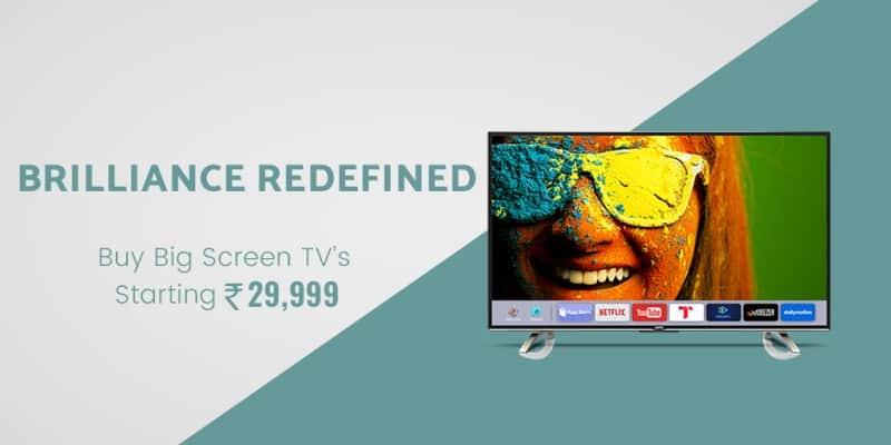 Best LED TV under 50000